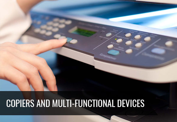 Copiers and Multi-Functional Devices