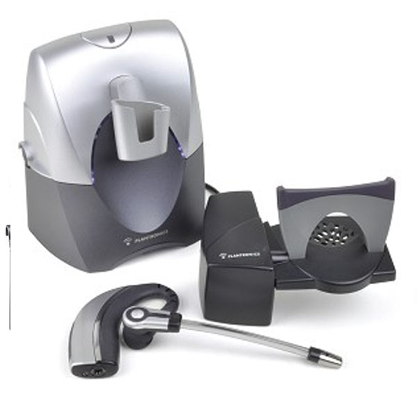 CS70 Wireless Office Headset System W HL10 Handset Lifter